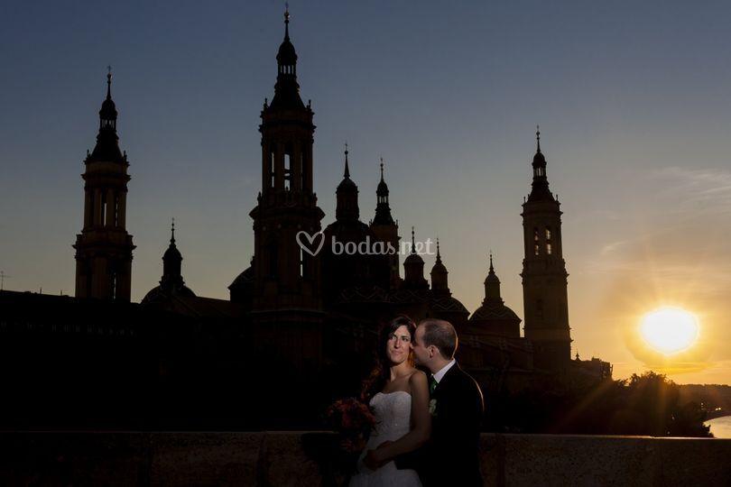 Cristina y Antonio