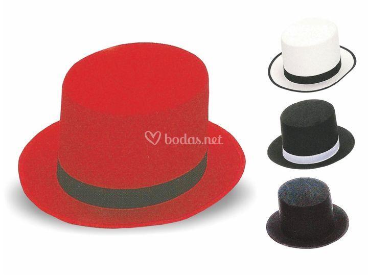Sombrero de fieltro 95cfee43b8b
