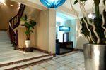 Detalle Recepci�n de Hotel Barcelona Center