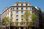Fachada de Hotel Barcelona Center