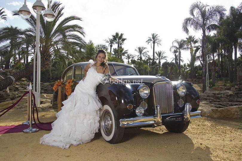 1957 Jaguar MK VII Dorado