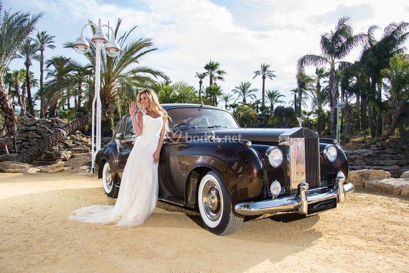 Rolls Royce Silver Cloud 1961