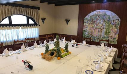 Sacromonte Restaurante Mesón 1