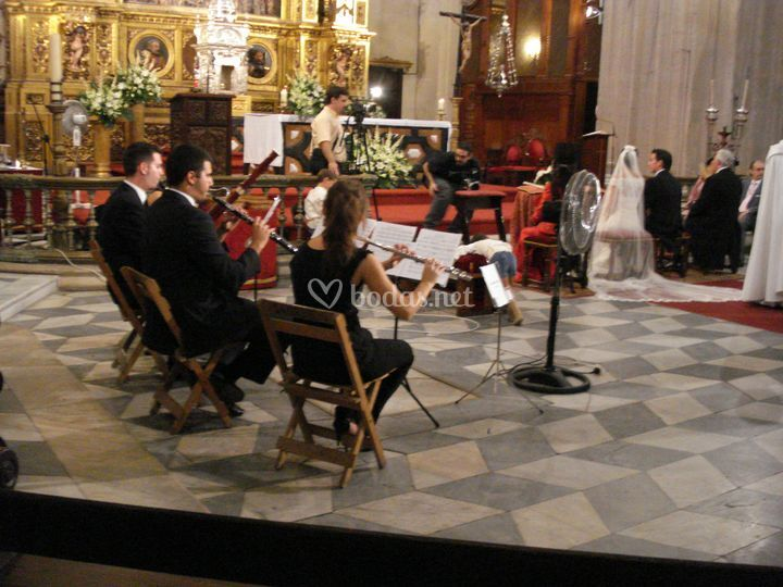 Música para vuestra boda en Sevilla