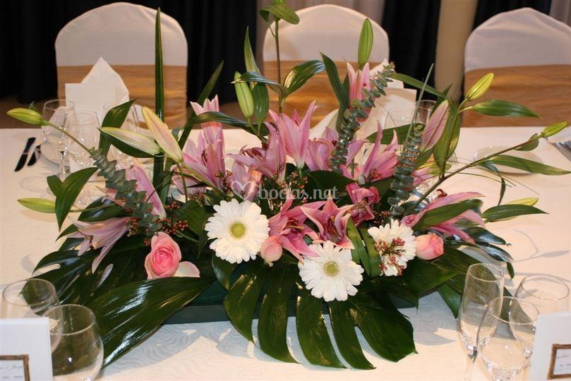 Descoración floral