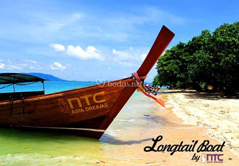 Phuket de NTC Asia Dreams