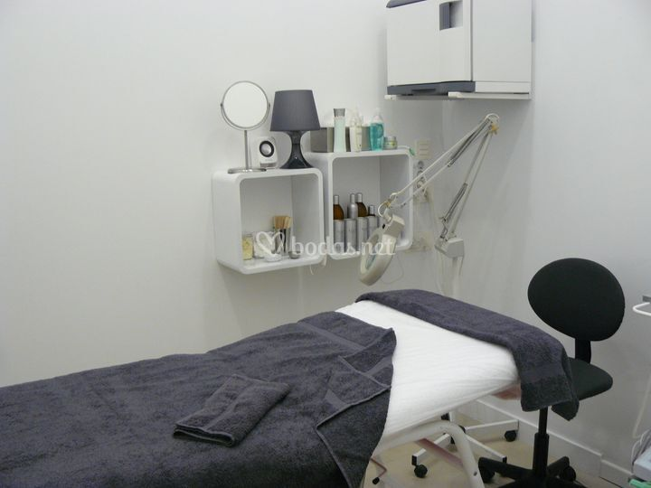 Cabina de Tratamientos Faciales