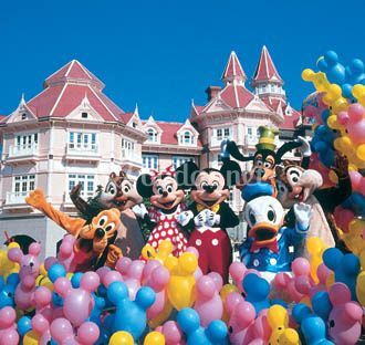 Un toque divertido en Disney World