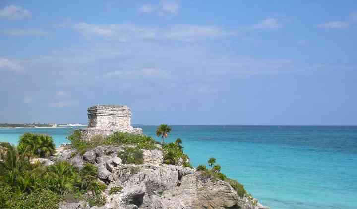 Viajes de boda a la Riviera Maya