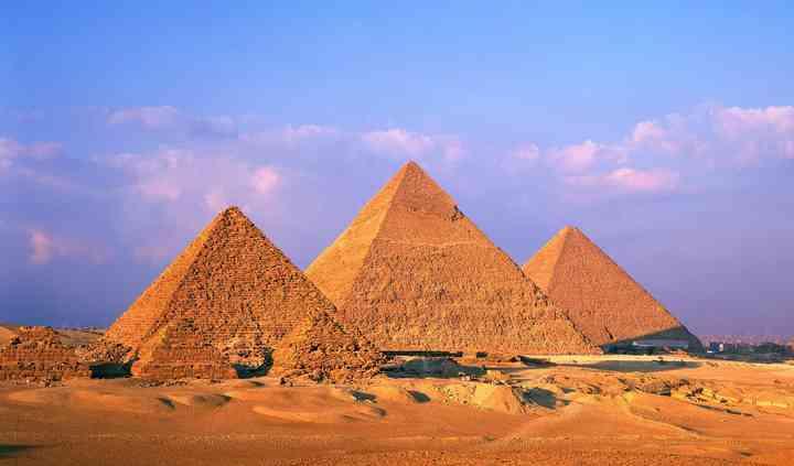Egipto y sus pirámides