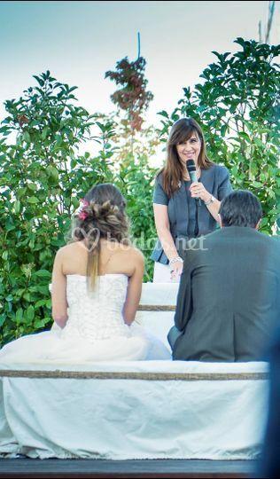 Victoria Luguera Eventos - Oficiantes de ceremonias