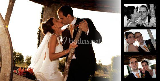 David y Pilar