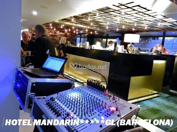 H. Mandarín*****gl (barcelona)