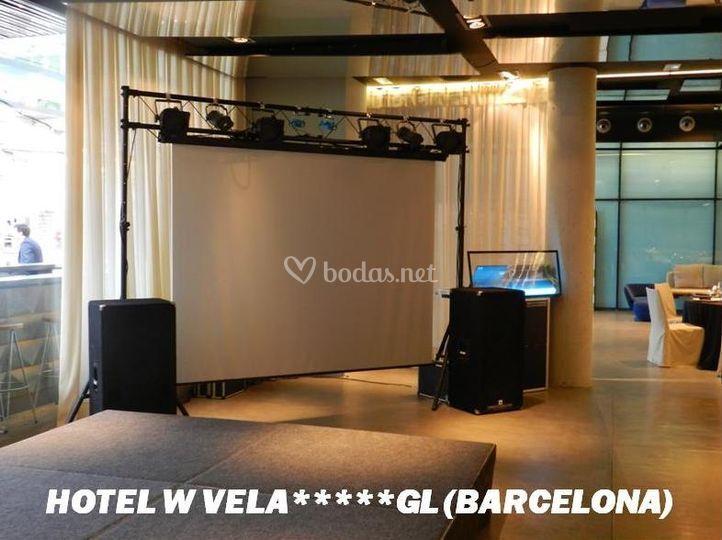 H. W vela *****gl (barcelona)