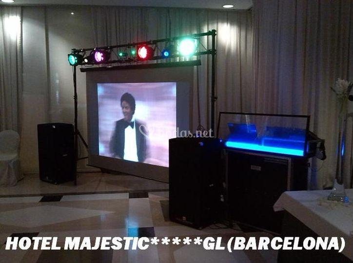 H. Majestic *****gl (barcelona)