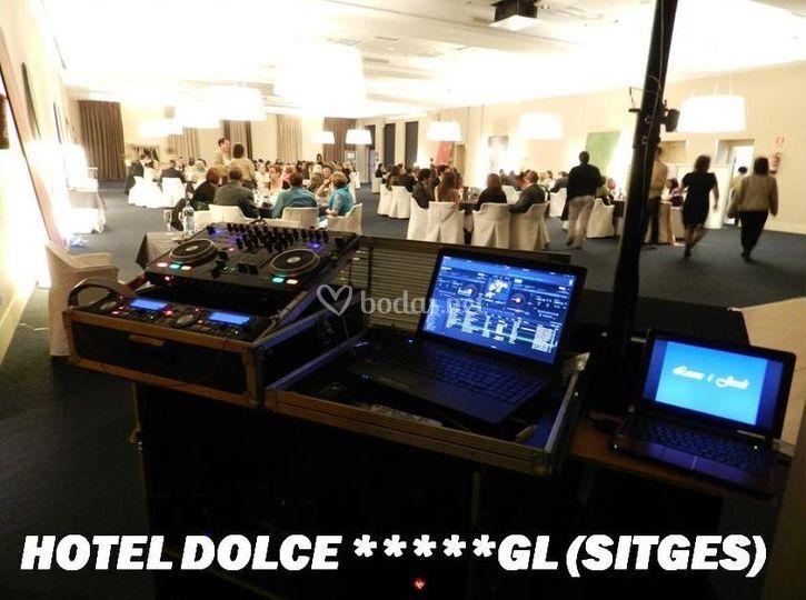 Hotel dolce*****gl (sitges)