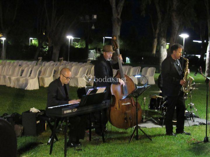 Jesp Jazz in the night