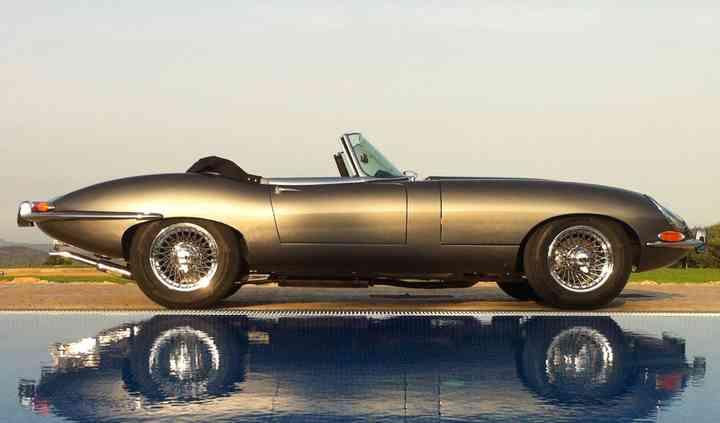 Jaguar E type - 1967