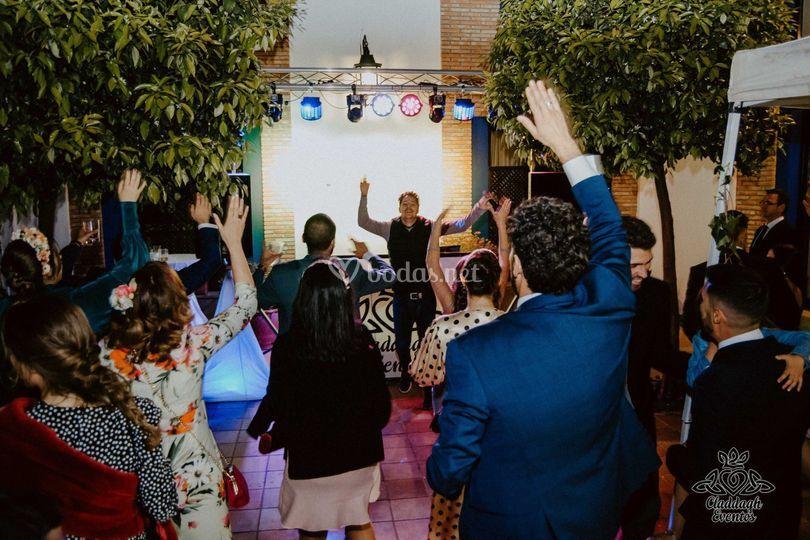 Esa boda cómo mola