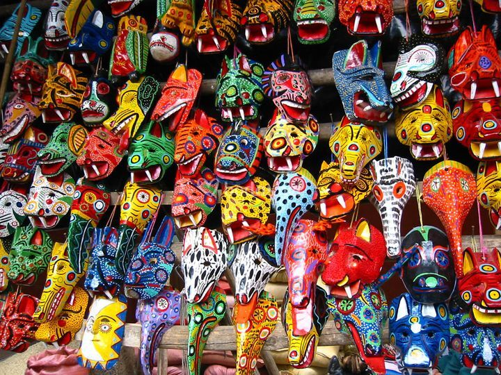 Guatemala colorida