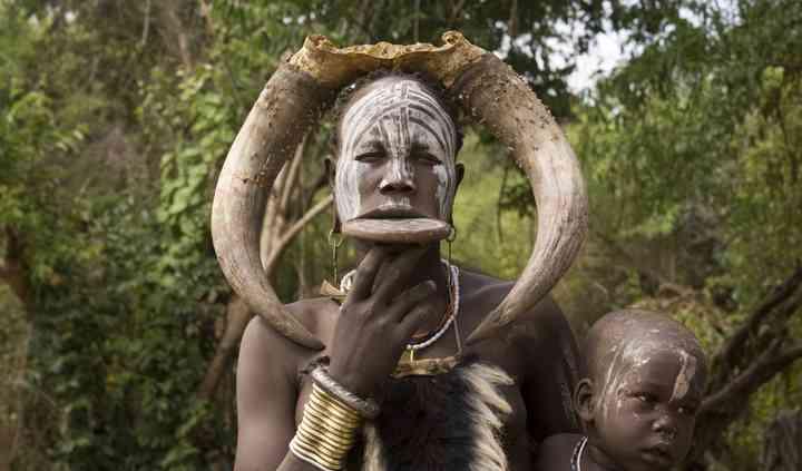 Etiopia ancestral