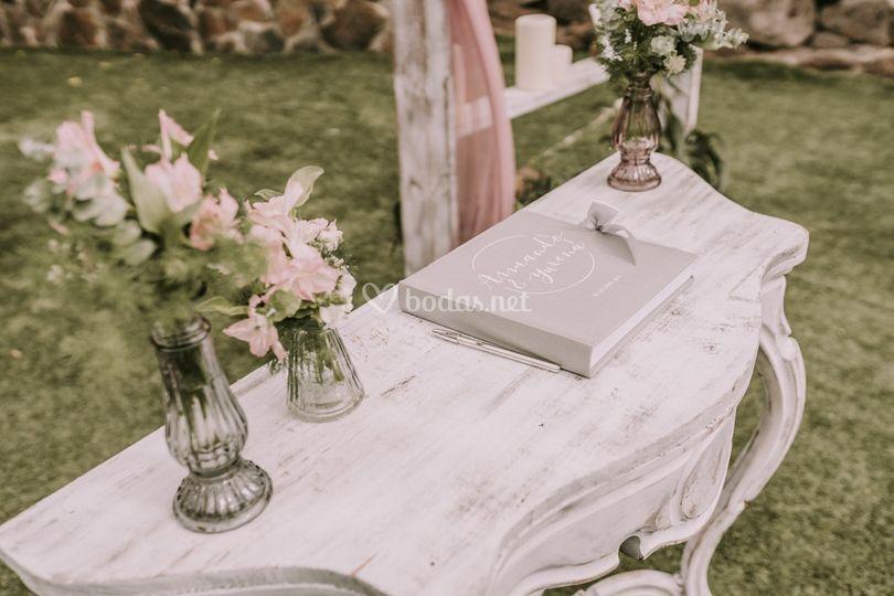 Ceremonia y altar