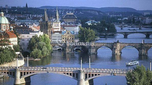 Luna de miel en Praga
