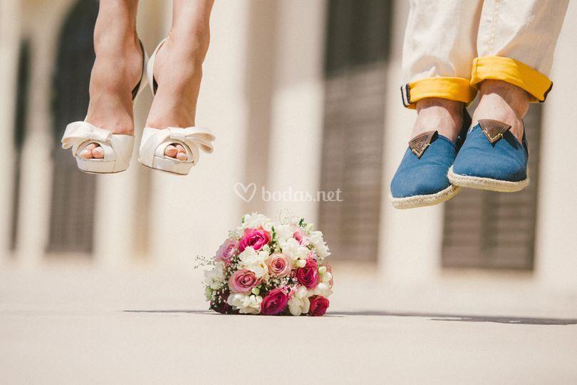Fotógrafo de bodas en Navarra