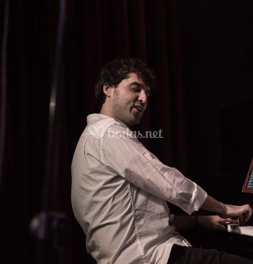 Giulio Pietropaolo, pianista