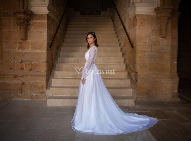Colección novia 2021