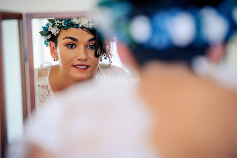 Maquillaje de novia 2018