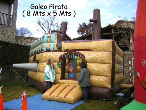 Galeón Pirata