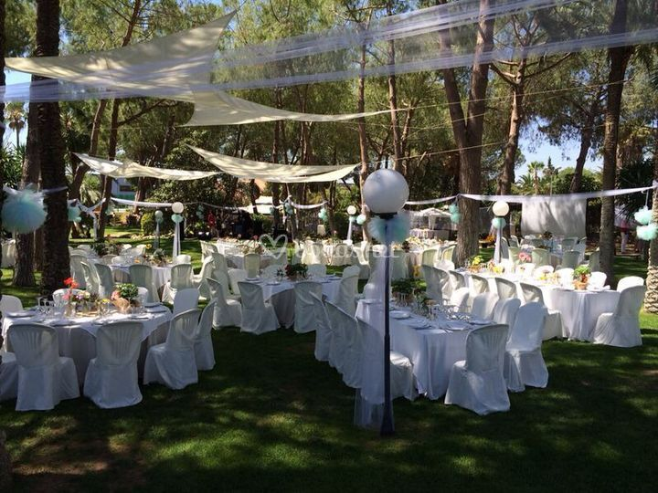Inaugura for Jardin rosa alcoy
