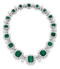 Diamantes y esmeraldas