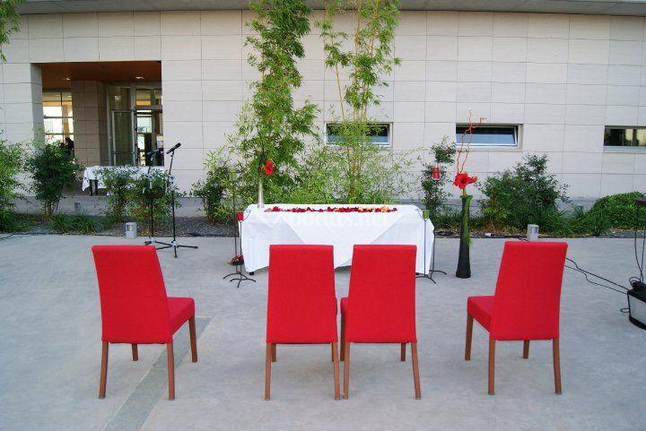 Ceremonia Civil Hotel Rey Fernando II de Aragon