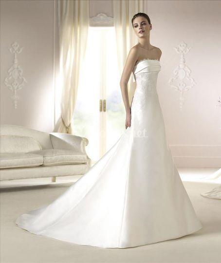 Tiendas vestidos para bodas burgos