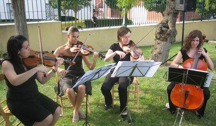 Cuarteto de cuerda Adagio 1