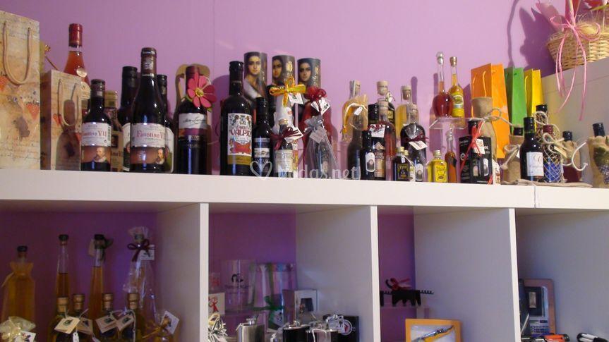Botellas de recuerdo