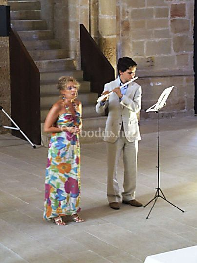 Matrimonio Catolico Zaragoza : Virginia talayero soprano