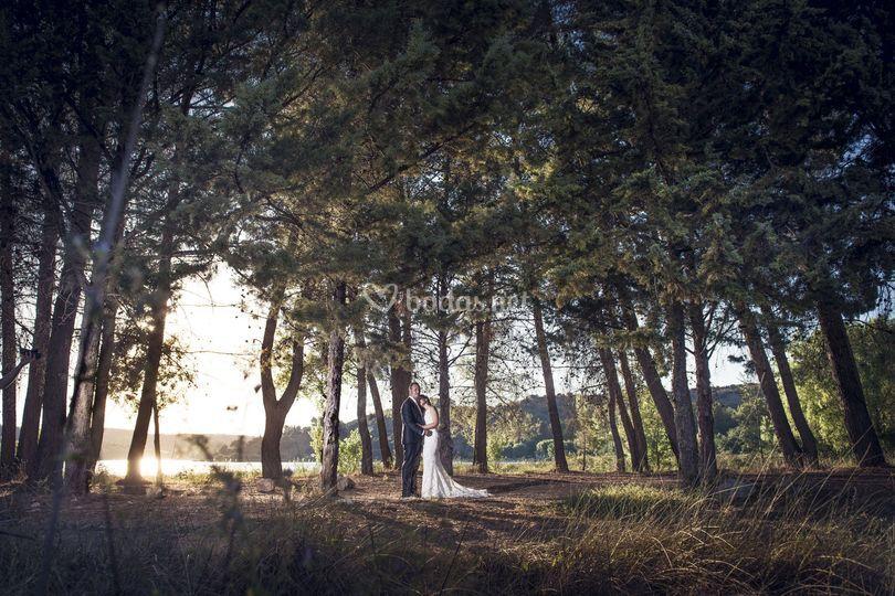 Postboda Lagunas de Ruidera