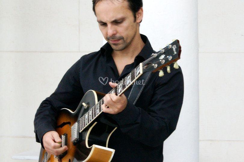 Guitarrista Elegance