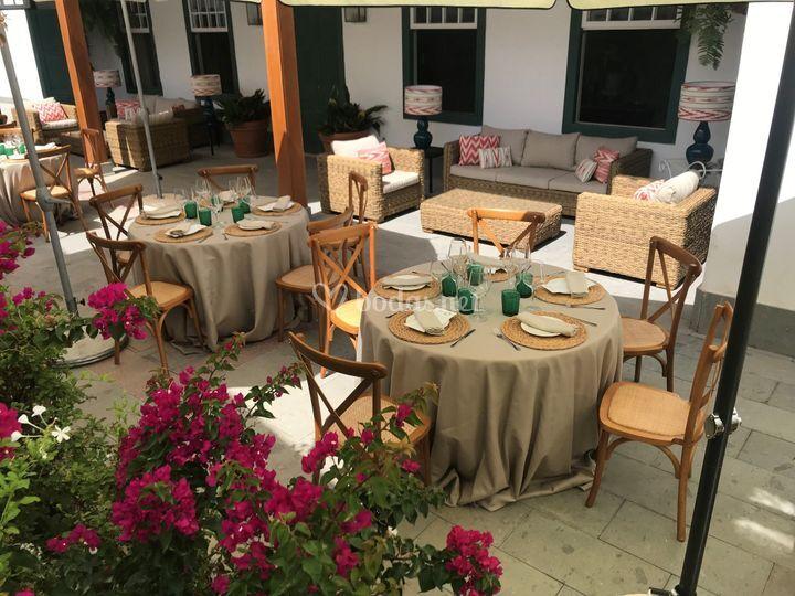 Bodas en Casa Quintanilla