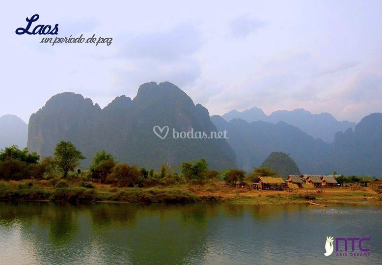 Laos. El paraíso.