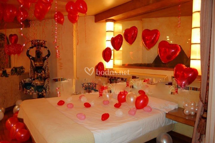 Habitación San Valentin