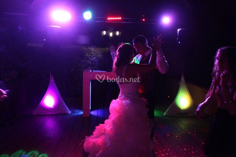 Sonorización de toda la boda