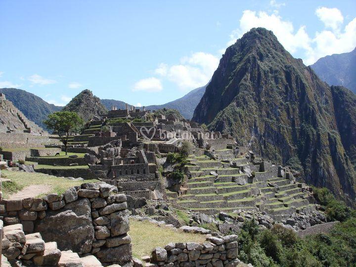 Destinos a Perú