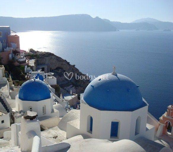 Islas griegas (Santorini)