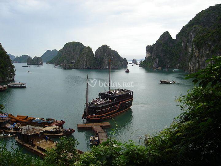Exótico Vietnam