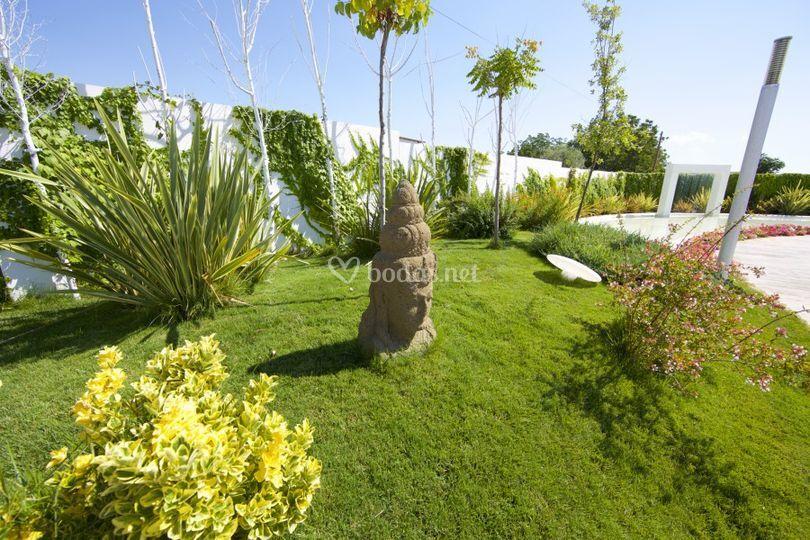 Jardines de siddharta - Buda jardin ...