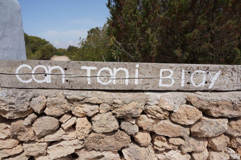 Can Toni Blay